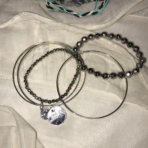 5 bracelet set